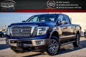 2016 Nissan Titan XD Platinum Reserve|4x4|Only 5440 Km|Navi!Back