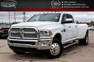 2016 Ram 3500 Longhorn|4x4|Navi|Sunroof|Backup Cam|Bluetooth|Lea