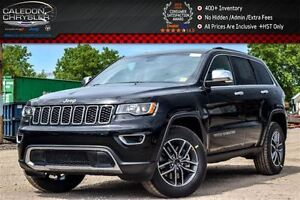 2017 Jeep Grand Cherokee New Car|Limited|4x4|Sunroof|Backup Cam|