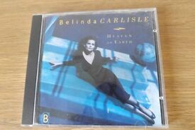 Belinda Carlisle - Heaven On Earth CD