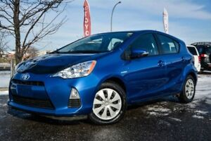 2014 Toyota Prius C A/C, POWER GROUP, BLUETOOTH A/C, POWER GROUP