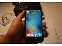 Apple Iphone 7 Jet Black 256Gb with Screen anti Spy protector