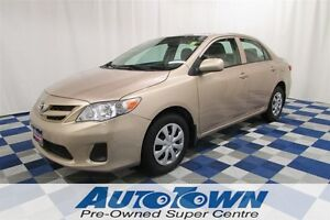 2011 Toyota Corolla CE/CLEAN HISTORY/LOW KM/GREAT PRICE