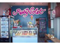 Ruby Violet Van Driver