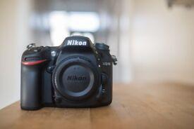 Nikon D7200 (AS NEW)