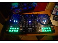 Pionner DDJ RX. NEAR ENOUGH NEW ONLY USED HANDFUL OF TIMES.