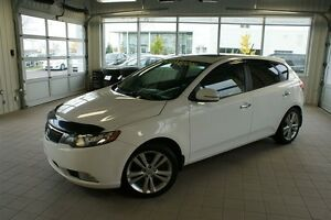 2011 Kia Forte5 2.4L SX Luxury + CUIR + BLUETOOTH +