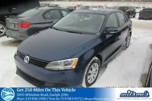 2014 Volkswagen Jetta TRENDLINE+ AUTOMATIC! HEATED SEATS! BLUETO