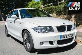 1 Series M-Sport BMW 5Dr *PRICE DROP*
