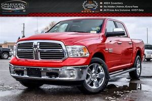 2017 Ram 1500 New Truck Big Horn|4x4|Backup Cam|Bluetooth|traile