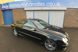 AMG CLK 5.0 Petrol Automatic Tip - 2006 - Amazing Spec & Condition