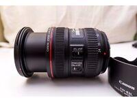 Canon EF 24-70 mm f/4 L IS USM Lens