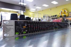 Equalizer 15 bandes Behringer Utragraph PRO FBQ-1502   #F010138
