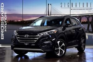 2017 Hyundai Tucson SE 1.6 AWD CUIR TOIT OUVRANT PANO. CAMERA DE