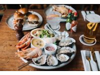 Experienced chef required - Well & Bucket, Shoreditch, part of award winning bar / restaurant group