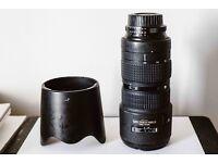 Nikon 80-200mm f/2.8D ED AF Zoom Nikkor Lens