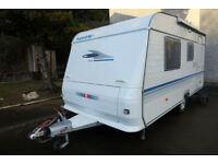 2008 ADRIA ALTEA 432 PX caravan 2/4 berth like KNAUS HYMER HOBBY