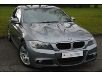 AUTOMATIC (09) BMW 3 Series 2.0 318d M Sport 4dr **FULL HISTORY** £0 DEPOSIT FINANCE**AA WARRANTY