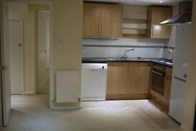 MARSTON, Two bedroom flat to rent available NOW. Private garden, parking, conservatory. £1250
