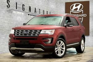 2016 Ford Explorer XLT 7 PASSAGERS CUIR GPS TOIT PANORAMIQUE