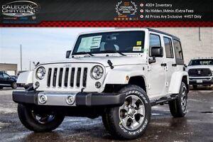 2017 Jeep WRANGLER UNLIMITED New Car Sahara 4x4 Navi Bluetooth R
