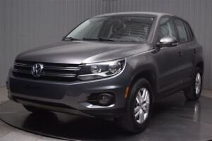 2013 Volkswagen Tiguan 4 MOTION 2.0T  A/C MAGS