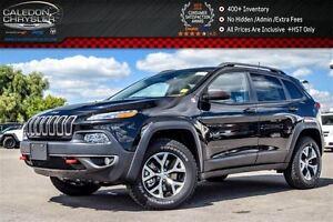 2016 Jeep Cherokee New Car Trailhawk 4x4 Navi Pano Sunroof Backu