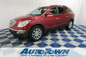 2012 Buick Enclave CXL-2 19 ALLOY WHEELS/REAR VIEW CAMERA/SUNROO