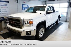 2014 GMC SIERRA 1500 4WD DOUBLE CAB SLE IMPECCABLE