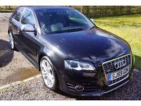 Audi S3 Quattro, 3 door hatchback, full service history, new MOT, 4 new tyres