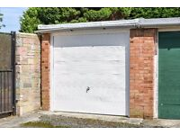 Secure Lock Up Garage for Parking or Storage at Telford Road