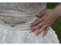 Wedding dress ( vintage style )