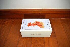 iPhone 6s 64GB Rose Gold Unlocked, Excellent condition