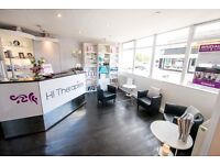 Beauty Therapist/Senior Therapist Full and Part time available