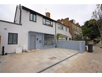 **Semi-Detached 5 bed House**Private Garden**Off Street Parking**Newly Refurbished**Juliet Balcony**
