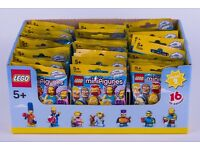 LEGO Minifigures - Simpsons Series 2 (Box of 60 sealed packets)
