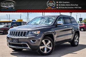 2016 Jeep Grand Cherokee Limited|4x4|Navi|Backup Cam|Bluetooth|R