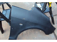 Peugeot 1007 front O/S wing