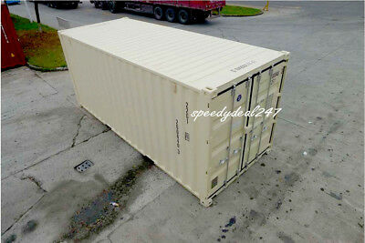 20ft Shipping Containerstorage Containercargo Containerhouse Atlanta Ga