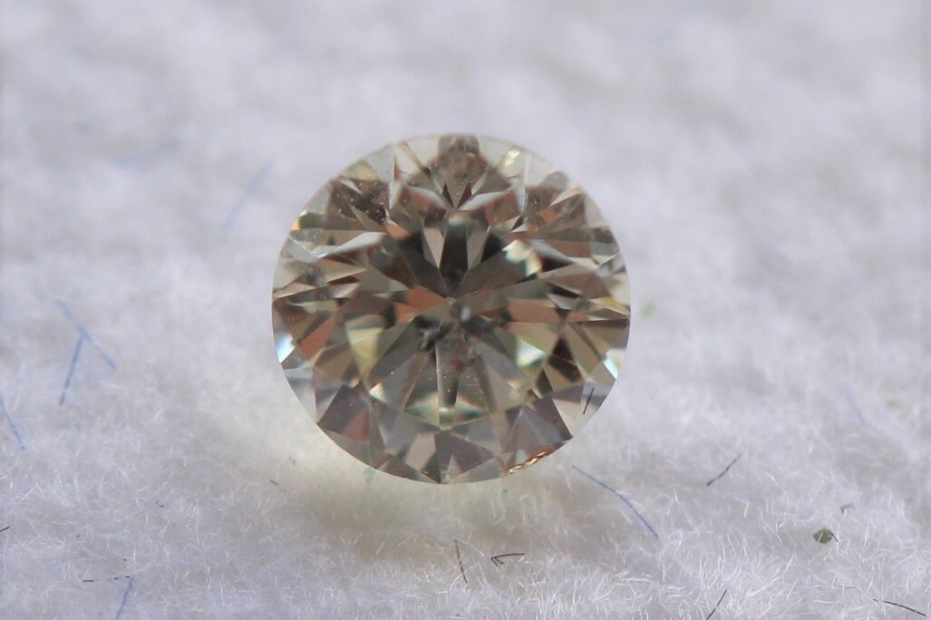Image of 0 028 ct Diamant Naturel G VS1 2 mm