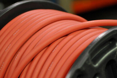 34 X 100 Water Ag Air Sealcoating Hose 100 Parker 300 Psi Red