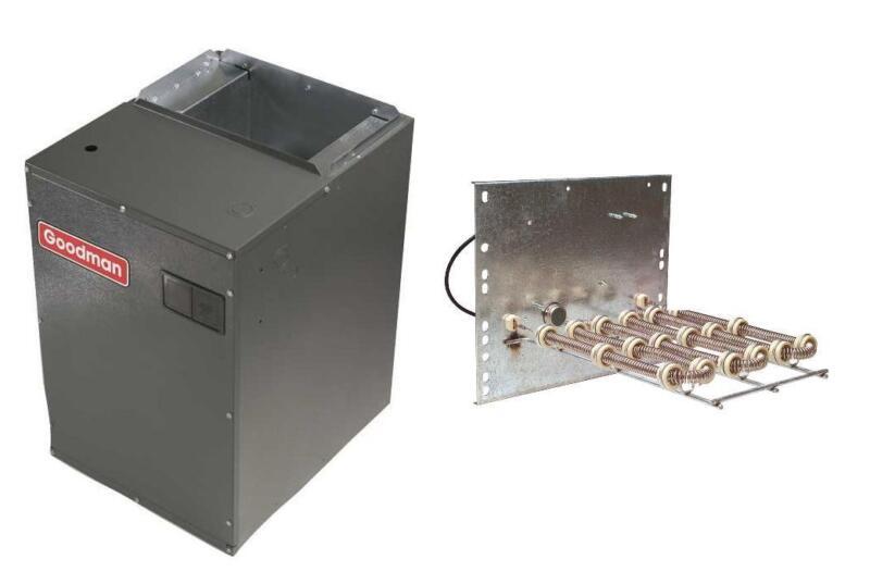 Goodman 1600 Cfm 3.5 - 4 Ton Electric Furnace Module Blower W/ 15 Kw Heat Kit