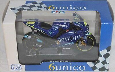 YAMAHA YZR M1 WORLD CHAMPION 2004 V. ROSSI MOTO 1/22 PROTAR ITALERI