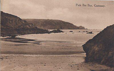 GUERNSEY : Petit Bot Bay -NATIONAL series