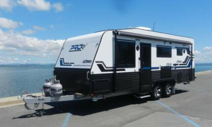 2018 ProRV Family Falcon Bunk Caravan with ensuite Brisbane Region Preview