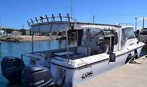 2008 Kevlacat 3400 – Twin 350hp Yamaha outboards Townsville Townsville City Preview