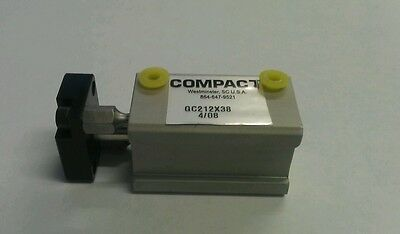 Compact Air Guided Cylinder Gc212x38