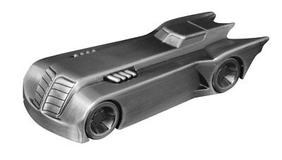 "Batman: The Animated Series Batmobile 4"" Metal Bottle Opener"