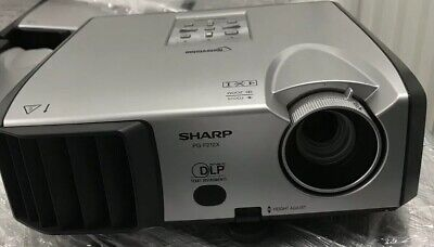 Sharp NoteVision PG-F212X-L Portable Multimedia DLP Projector 1080i Power Cable