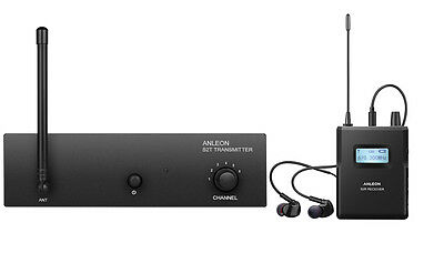 ANLEON S2 UHF Stereo Wireless Monitor System In-Ear System